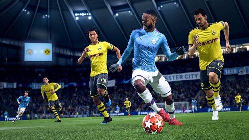 FIFA 20 - エレクトロニック・アーツ