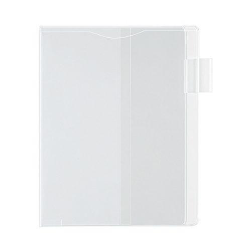 コクヨ(KOKUYO) ノート用カバー A6 透明 ノ-BUC1T