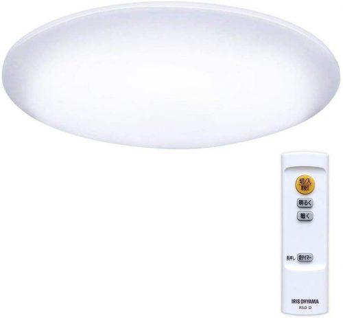 アイリスオーヤマ(IRIS OHYAMA) LEDシーリングライト CL6D-5.0