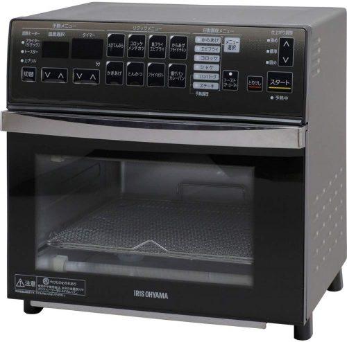 アイリスオーヤマ(IRIS OHYAMA) リクック熱風オーブン FVX-M3B