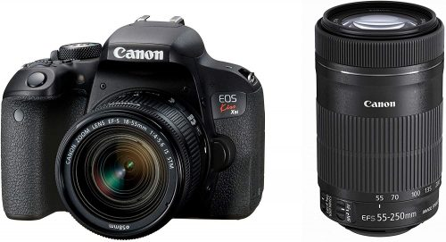 キヤノン(Canon) EOS Kiss X9i ダブルズームキット EOSKISSX9I-WKIT