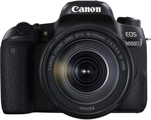 キヤノン(Canon) EOS 9000D レンズキット EOS9000D-18135ISUSMLK