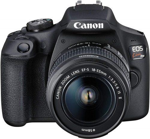 キヤノン(Canon) EOS Kiss X90 レンズキットEOSKISSX901855IS2LK