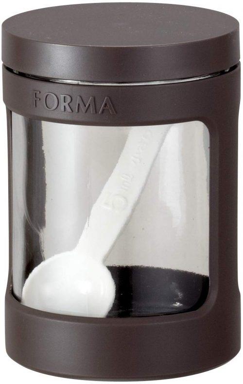アスベル ガラス調味料ポットミニ フォルマ 1130