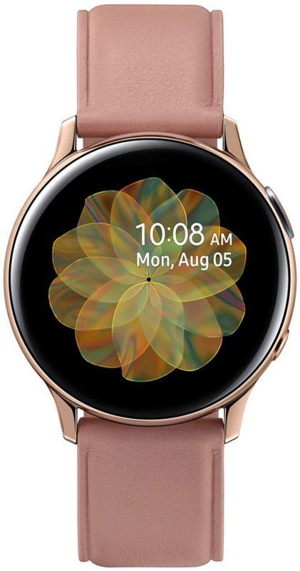 サムスン(Samsung) Galaxy Watch Active2 SM-R830NSDAXJP
