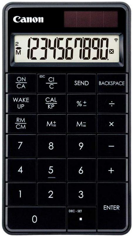 キヤノン(CANON) テンキー電卓 X Mark I KRF