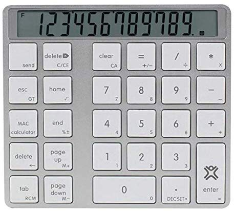 エクストリームマック(XtremeMac) ブルートゥース テンキー計算機