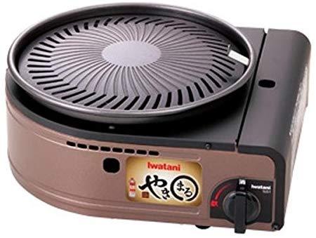 イワタニ(Iwatani) カセットガス スモークレス焼肉グリル やきまる CB-SLG-1