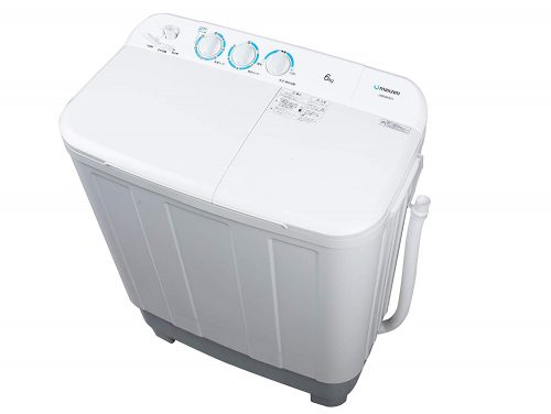 maxzen 二槽式洗濯機 JW60KS01