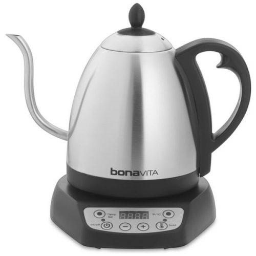 ボナヴィータ(bonaVITA) 1.0L 温度調節機能つき電気ケトル