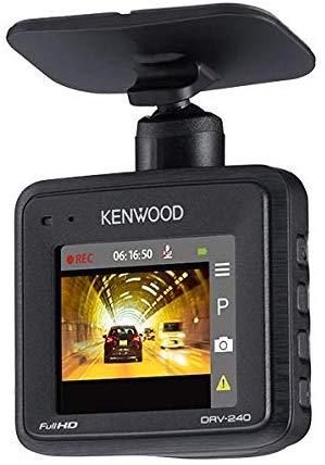 ケンウッド(KENWOOD) ドライブレコーダー DRV-240