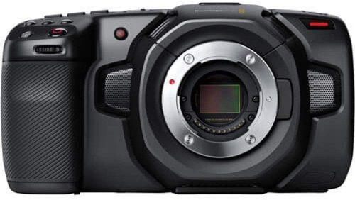 ブラックマジックデザイン(Blackmagic Design) Blackmagic Pocket Cinema Camera 4K
