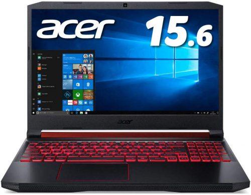 エイサー(Acer) ゲーミングノートPC Nitro 5 AN515-54-A58U5A