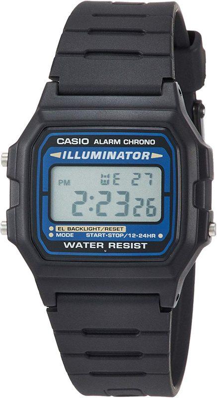 カシオ(CASIO) 腕時計 スタンダード F-105W-1A