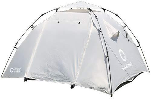 クイックキャンプ (QUICKCAMP) 3人用Wウォールテント QC-DT220