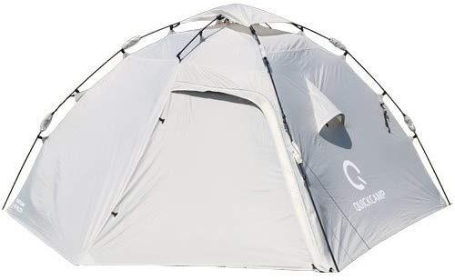 クイックキャンプ (QUICKCAMP) 4-5人用 Wウォールテント QC-HL270