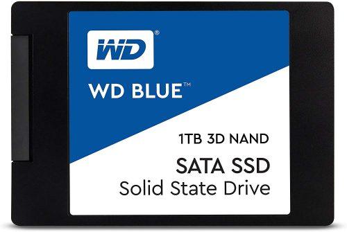ウエスタンデジタル(WESTERNDIGITAL) WD BLUEシリーズ WDS100T2B0A