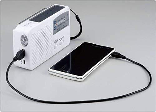 手回し充電器のイメージ