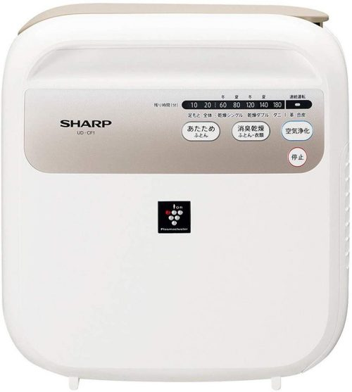 シャープ(SHARP) ふとん乾燥機 UD-CF1