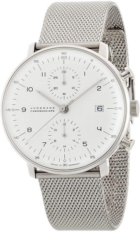 ユンハンス(JUNGHANS) メンズ腕時計 マックスビル 027/4003.44