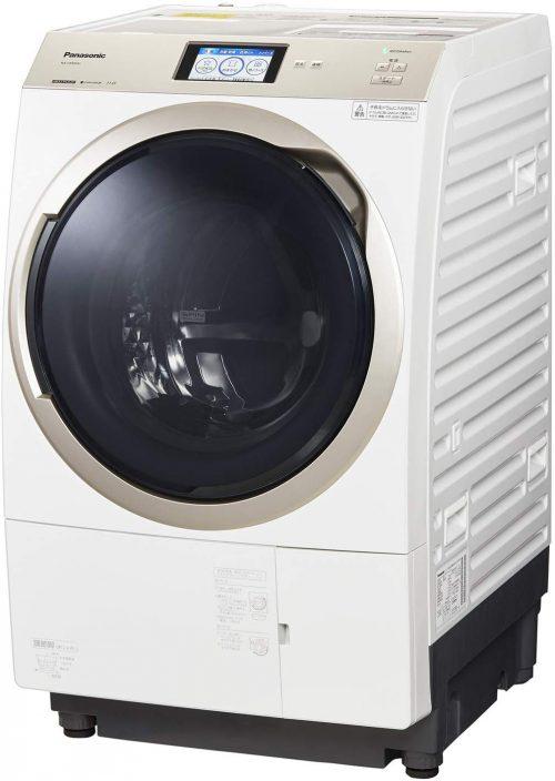 パナソニック(Panasonic) ななめドラム洗濯乾燥機 NA-VX900AL