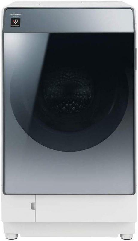シャープ(SHARP) ドラム式洗濯乾燥機 ES-W112