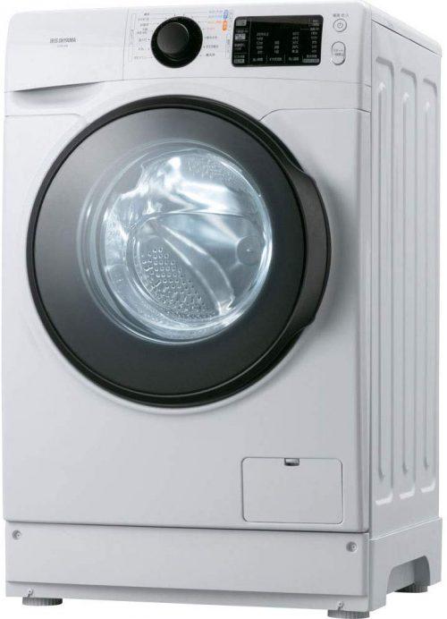 アイリスオーヤマ(IRIS OHYAMA) ドラム式洗濯機 HD81AR
