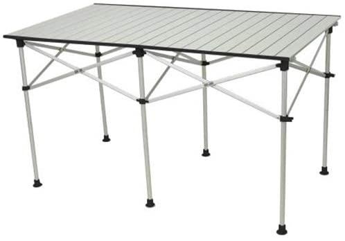 クイックキャンプ アルミロールテーブル ALRT-001