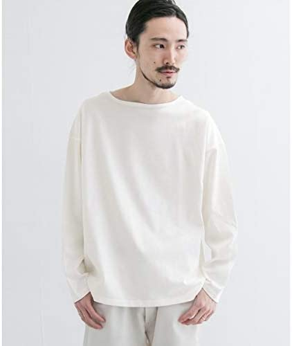 アーバンリサーチ(URBAN RESEARCH) マーセライズ天竺ボートネックTシャツ