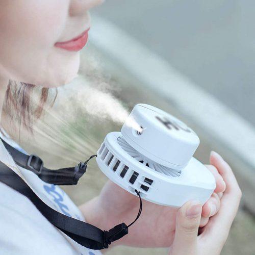 首かけ扇風機のおすすめ17選。どんなときでも涼しい風を感じよう