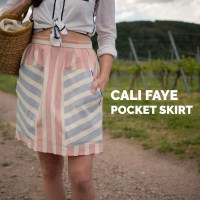 Cali Faye - Pocket Skirt