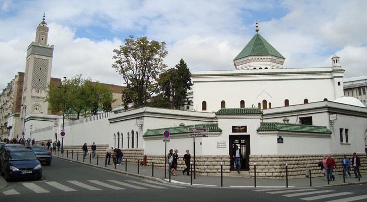 প্যারিস গ্র্যান্ড মসজিদ