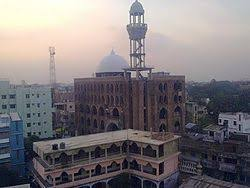 mosque in b baria
