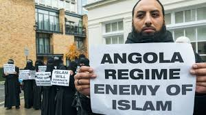islam in angola