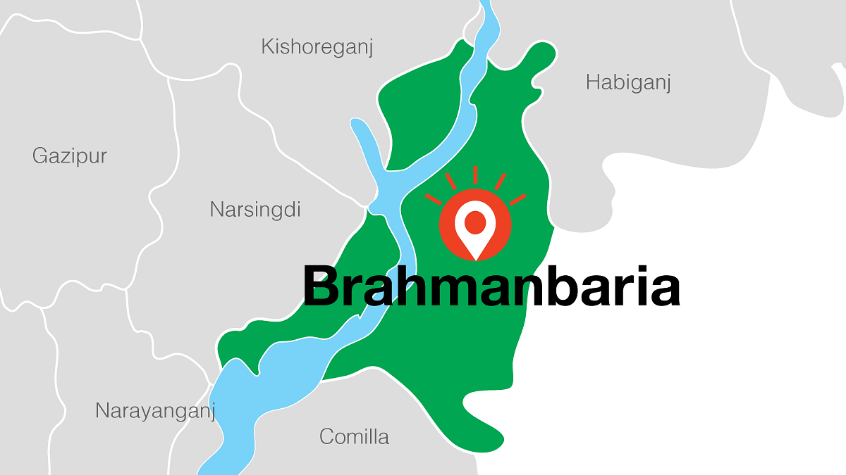 Naming of Brahmanbaria from history