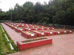 Kullapathar martyrs memorial, kasba, Brahmanbaria