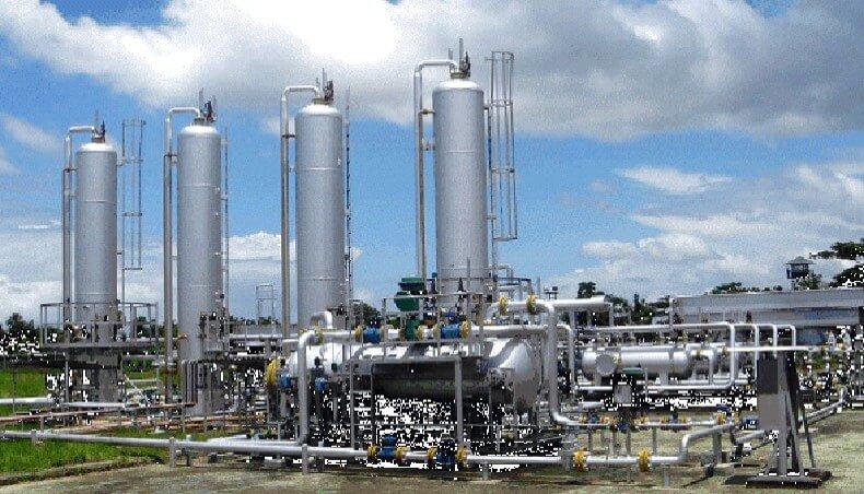 Titas gas field in Brahmanbaria