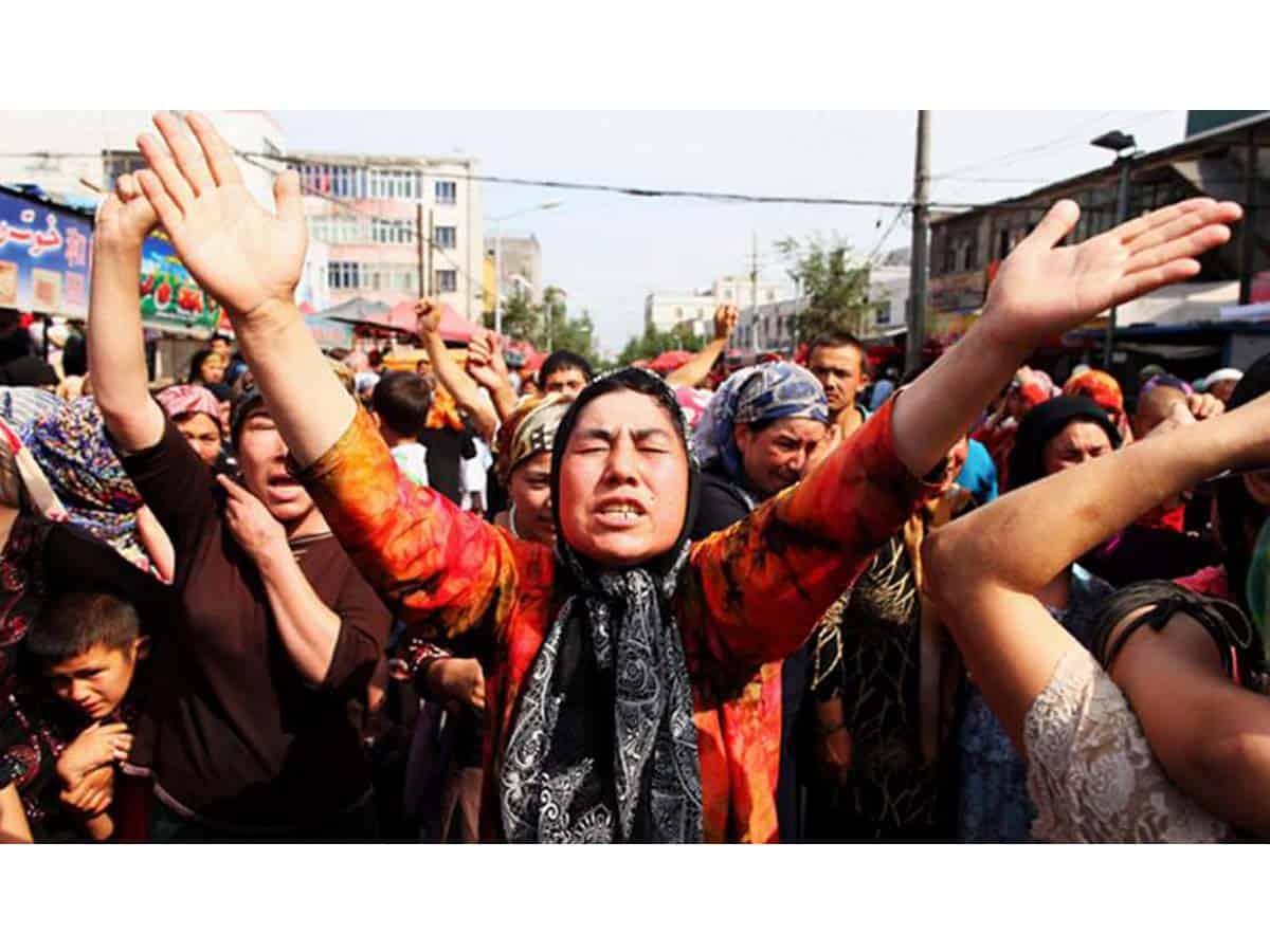 Justice for Uyghur muslims