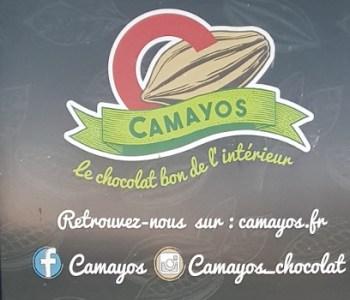 Goût café et chocolat Camayos