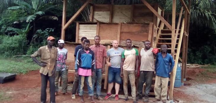 Camayos et la fermentation du cacao