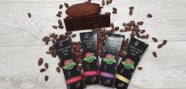 4 sortes de chocolats pour régaler petits et grands