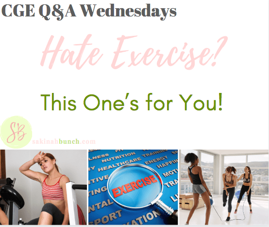 Hate Exercise? This One's for You!