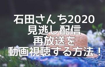 石田さんち2020見逃し配信はどこで視聴できる?大家族シリーズ再放送や昔の動画も視聴する方法!