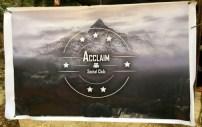 The new logo of Acclaim Social Club.