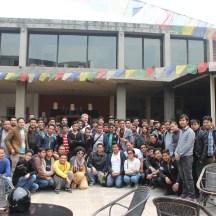 WordPress Meetup Group Photo