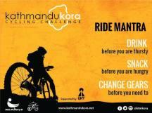 Ride Mantra