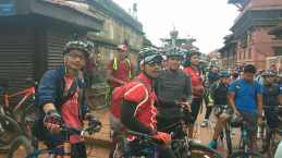 Bikers ready?