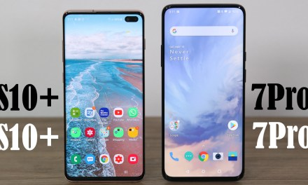Samsung Galaxy S10 – Activate Official LED Notification Light on