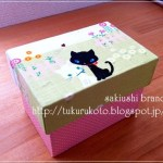 ワークショップは準備が8割。黒猫LoloのカードBOX
