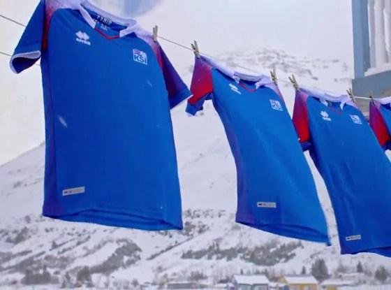 Erreà lancerer Islands nye VM 2018-trøjer 2